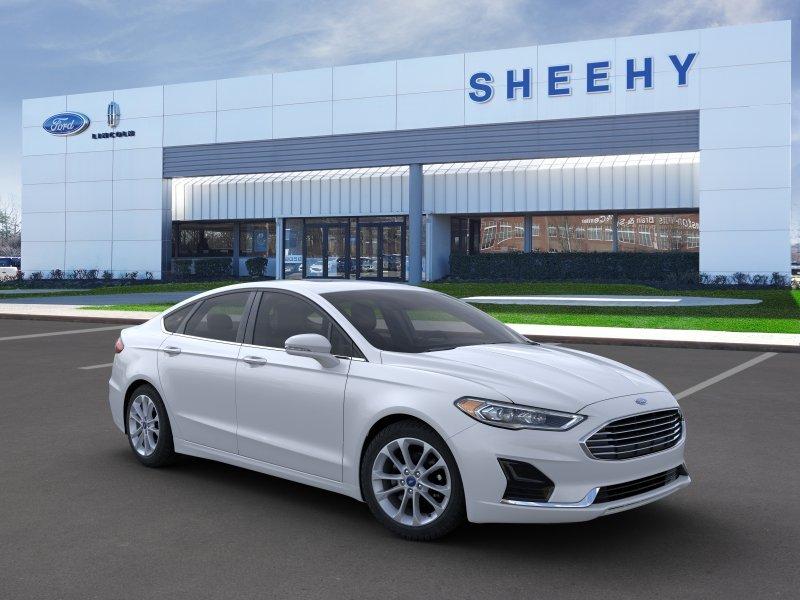 New 2020 Ford Fusion Hybrid SEL Sedan N105165 for sale near you in Richmond, VA