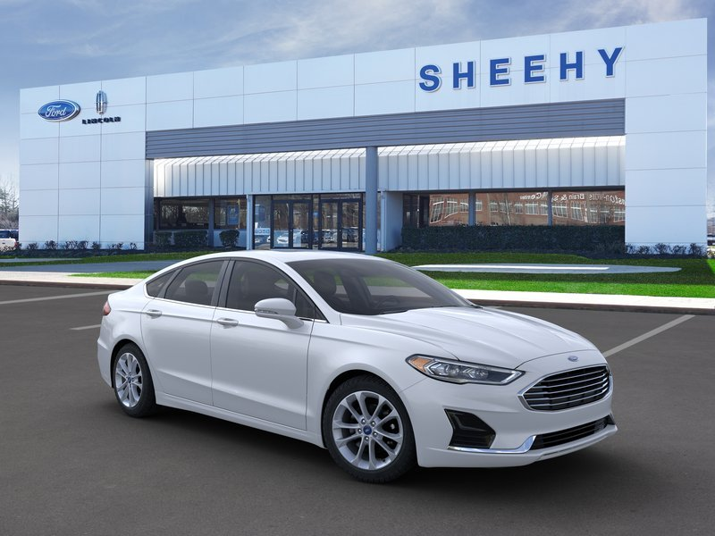 New 2020 Ford Fusion Hybrid SEL Sedan in Richmond, VA